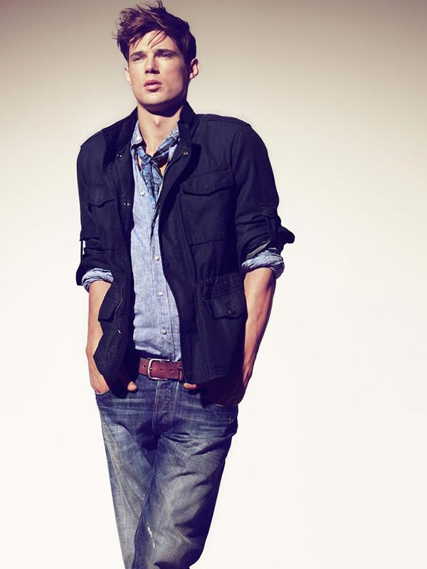 blue-jacket-shirt