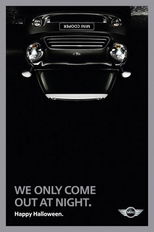 Halloween Creative Ads.50 Incredibly Creative Print Ads Play Studio