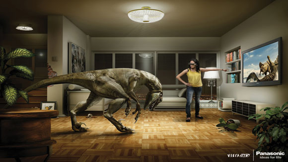 creative-print-ads-panasonic-tv