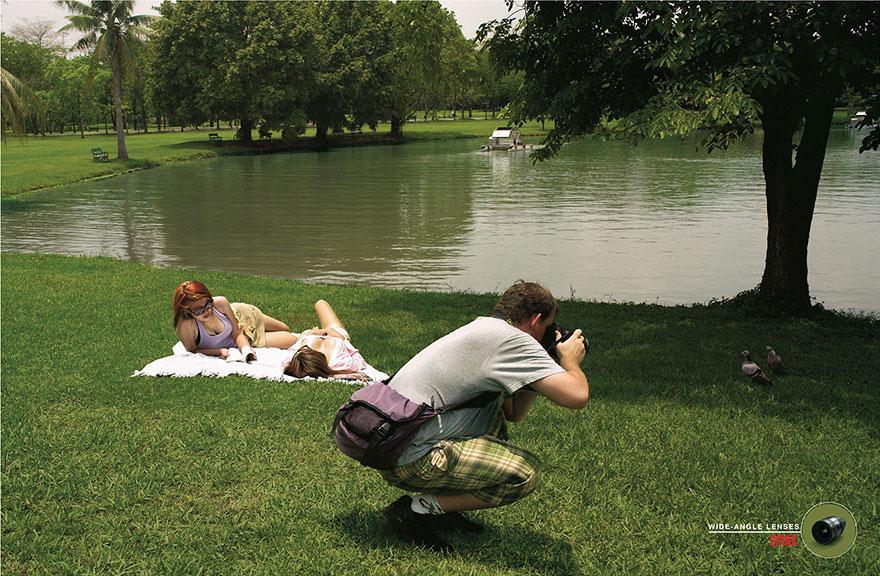creative-print-ads-wide-camera-lens