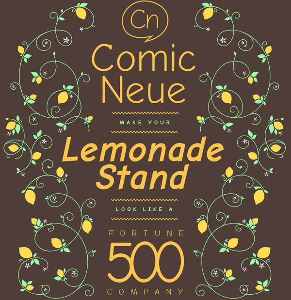 download-comic-neue-free