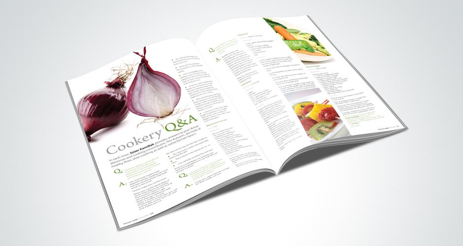 sisters magazine design