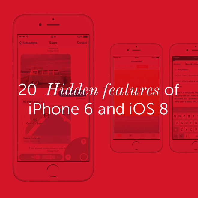 features of iphone 6 20 cool features in iphone 6 and ios 8 play studio 4067