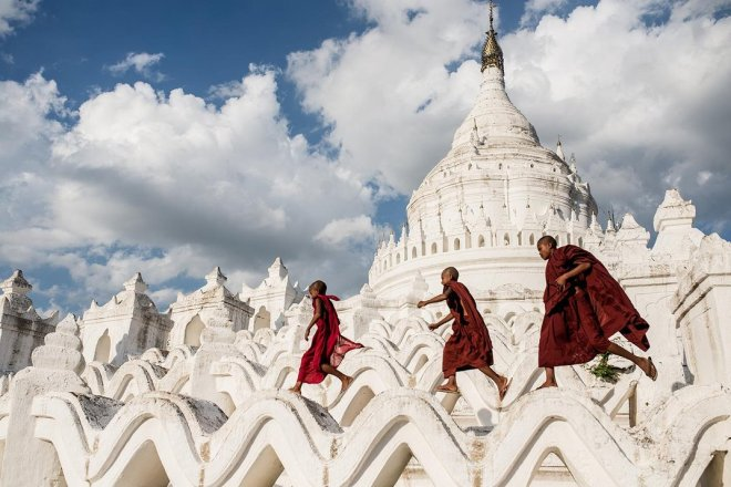 buddhist-children