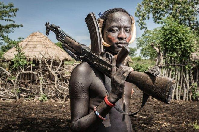 tribal-man