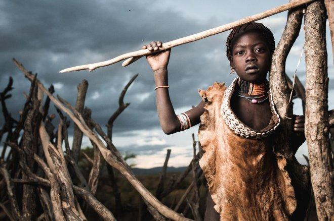 tribe-girl
