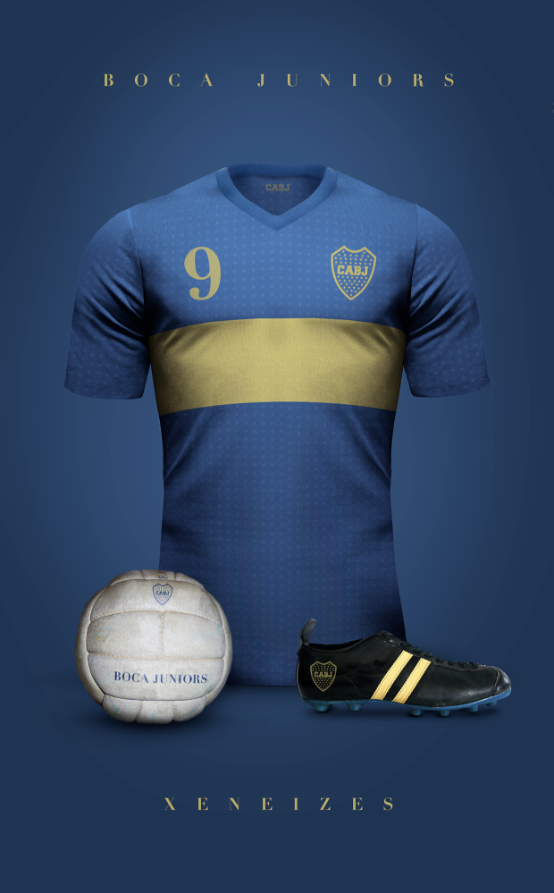 football-shirt-concept-boca-junior