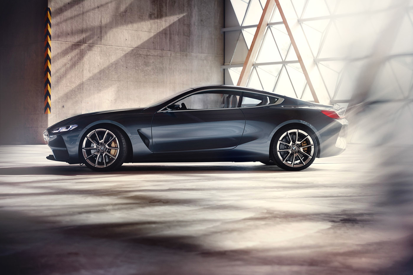 The Most Luxurious Car From Germany Bmw 8 Series Play
